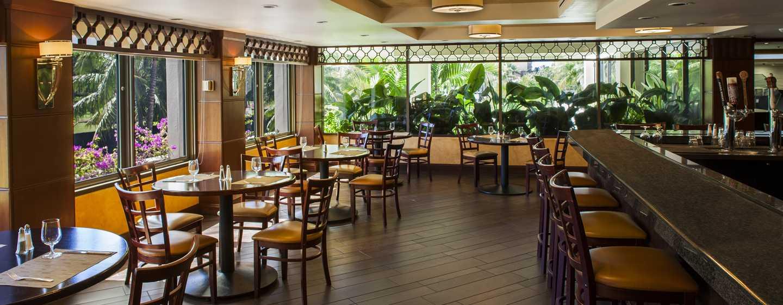 Hôtel DoubleTree by Hilton Alana - Waikiki Beach, États-Unis - Restaurant Trees