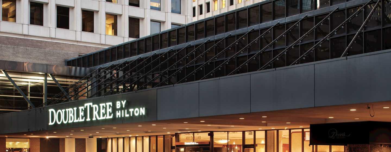 Hôtel DoubleTree by Hilton Hotel Houston Downtown - Extérieur, entrée