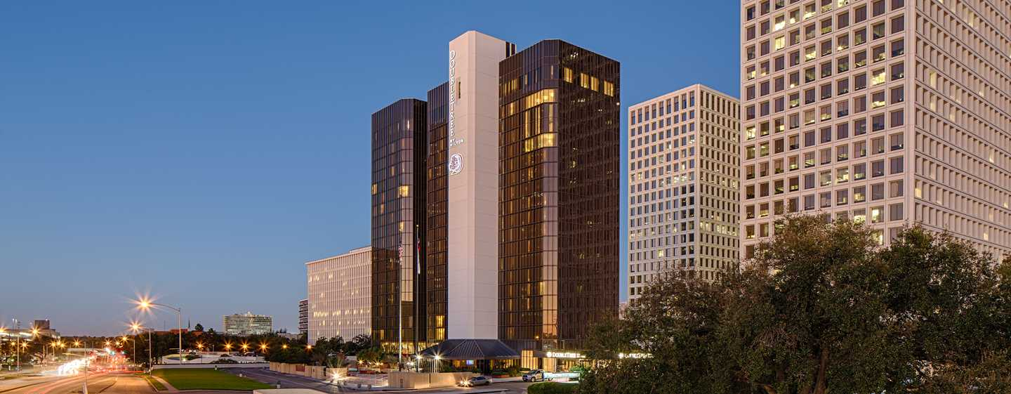 DoubleTree by Hilton Hotel Houston – Greenway Plaza, USA – Utvendig