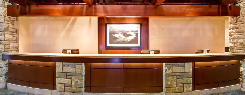 Hôtel DoubleTree Fallsview Resort & Spa by Hilton - Niagara Falls, Canada - Hall et réception