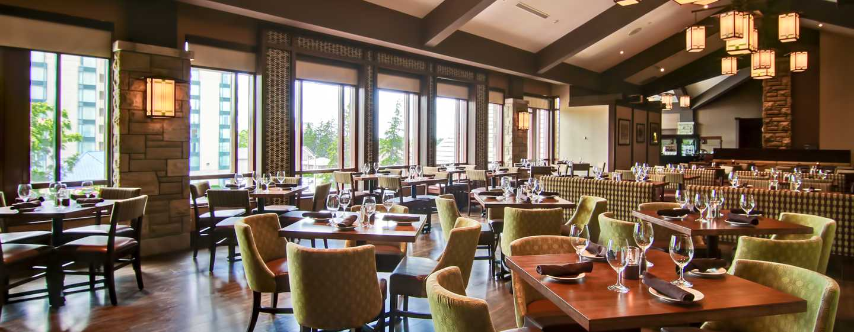 Hôtel DoubleTree Fallsview Resort & Spa by Hilton - Niagara Falls, Canada - Restaurant