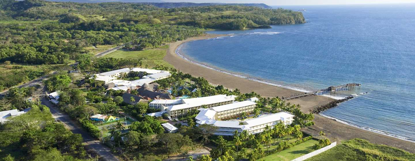 Hotel DoubleTree Resort by Hilton Central Pacific - Costa Rica - Vista aérea