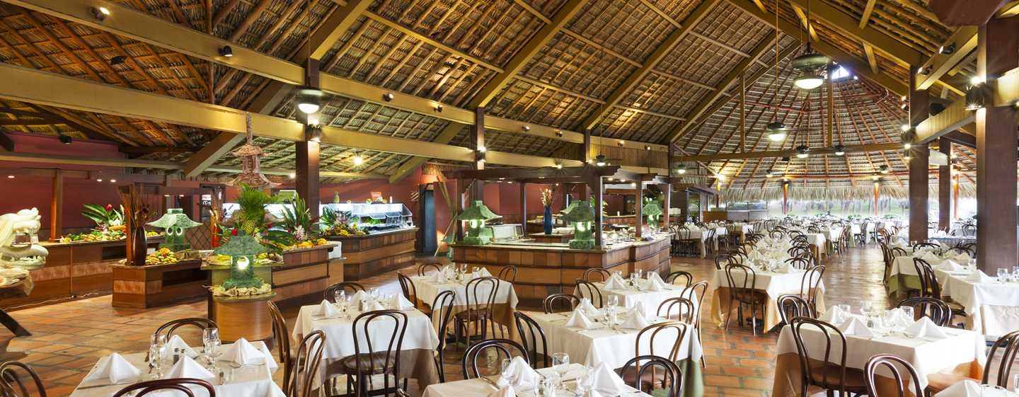 Hotel DoubleTree Resort by Hilton Central Pacific - Costa Rica - Restaurante Calypso