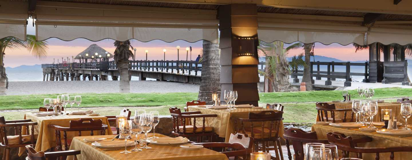 Hotel DoubleTree Resort by Hilton Central Pacific - Costa Rica - Restaurante Caña Brava