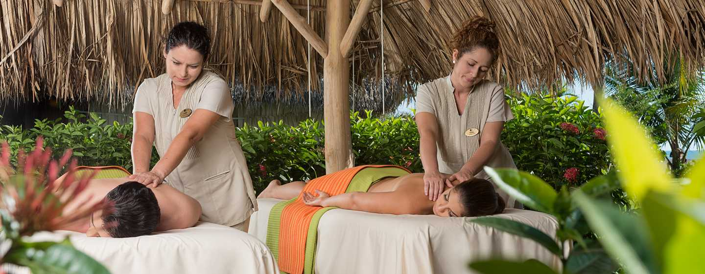 Hotel DoubleTree Resort by Hilton Central Pacific - Costa Rica - Heliconia Spa