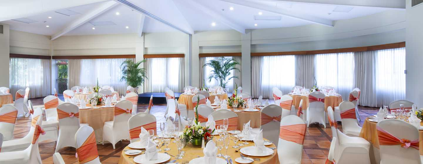 Hotel DoubleTree Resort by Hilton Central Pacific - Costa Rica - Sala de reuniones El Roble