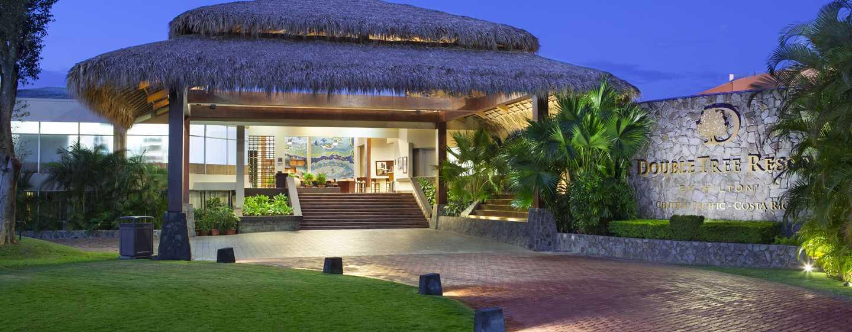 Hotel Doubletree Resort By Hilton Central Pacific Costa Rica Entrada Del