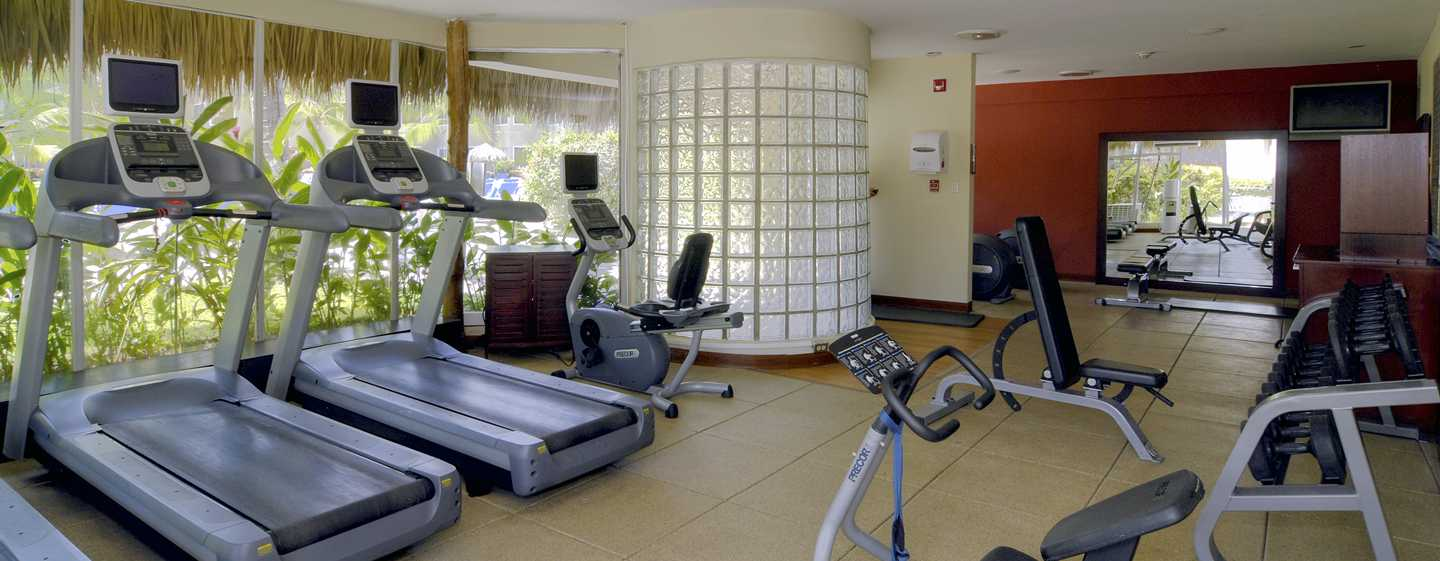 Hotel DoubleTree Resort by Hilton Central Pacific - Costa Rica - Gimnasio