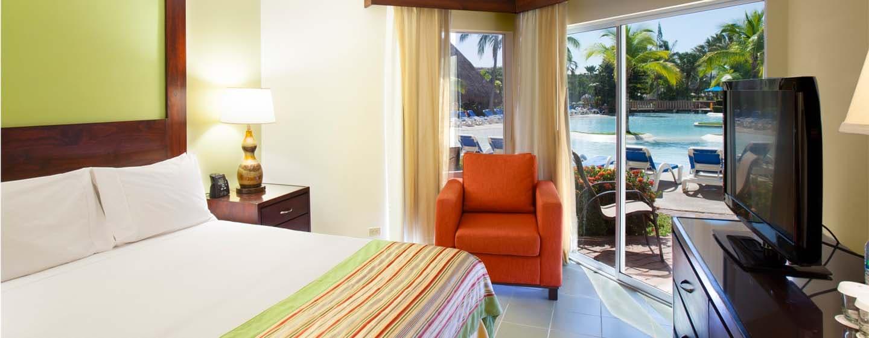 Resorts todo incluido en costa rica doubletree resort en for Cama queen costa rica