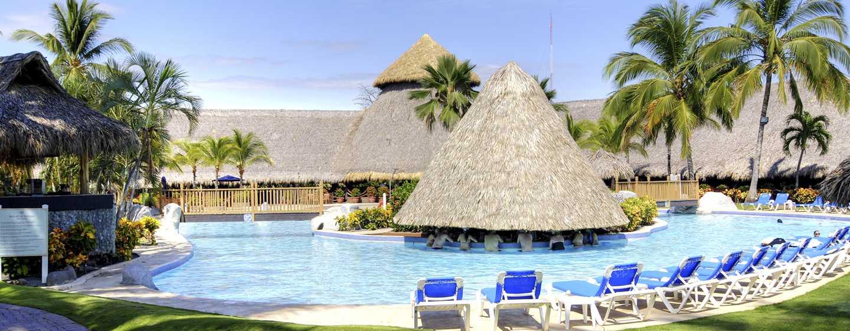 Hôtel Doubletree Resort By Hilton Hotel Central Pacific Costa Rica Bar De La Piscine