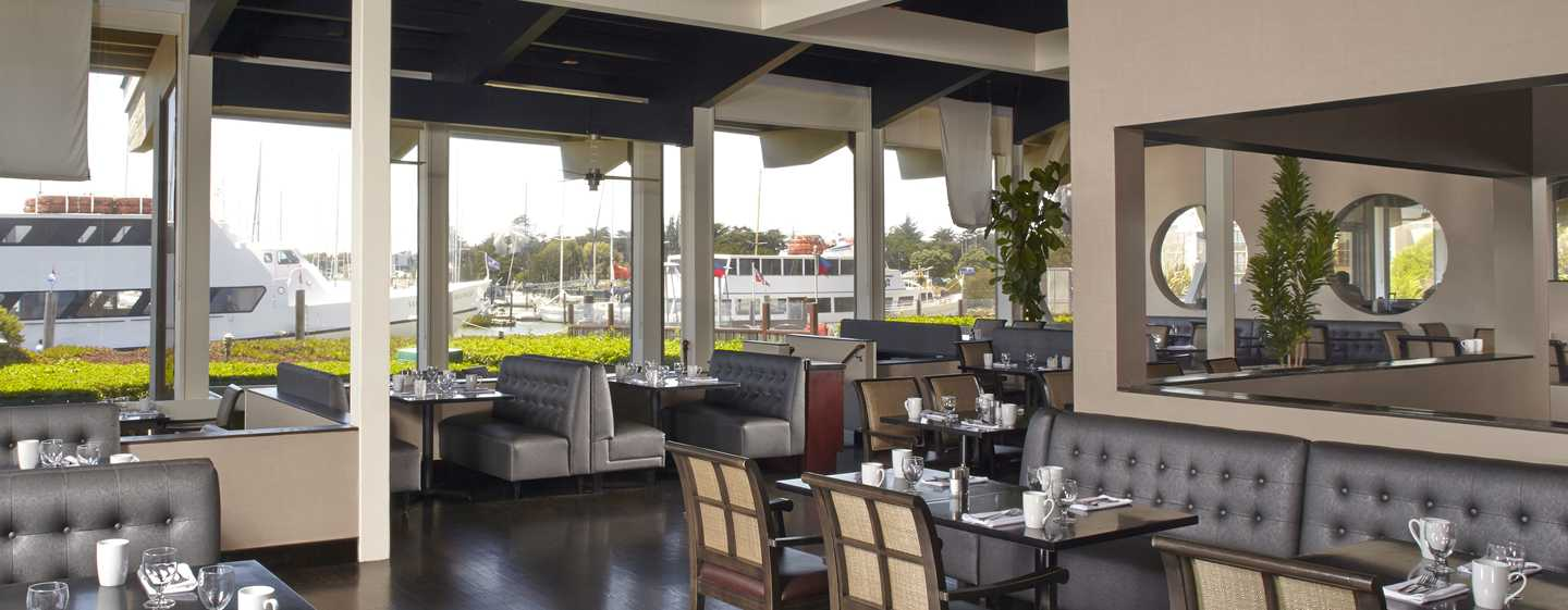 DoubleTree by Hilton Hotel Berkeley Marina, California - Restaurante Bay Grille