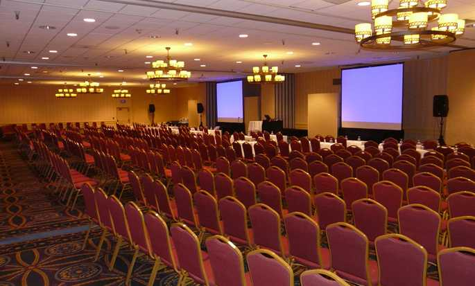 DoubleTree by Hilton Hotel Berkeley Marina - Conference Room Large Theater Style Setup
