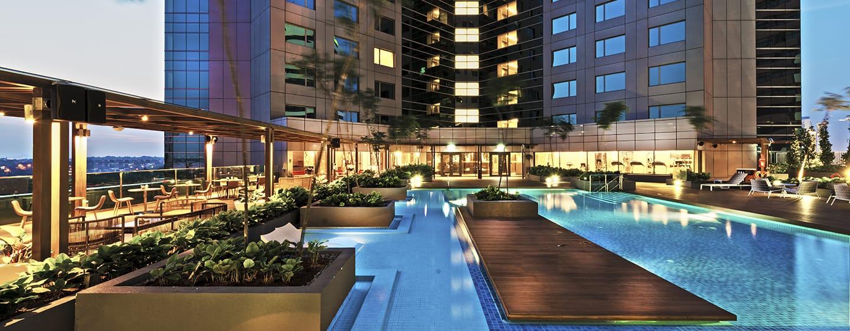 DoubleTree by Hilton Hotel Johor Bahru, Malaysia - Eksterior Hotel