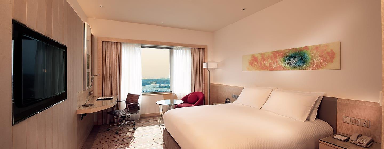 โรงแรม DoubleTree by Hilton Hotel Johor Bahru มาเลเซีย - ห้องเอ็กเซ็กคิวทีฟ เตียงคิงไซส์