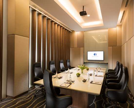Hotel DoubleTree by Hilton Jakarta, Indonesia - Ruang Pertemuan Diponegoro