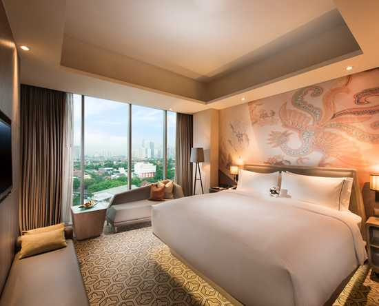 Hotel DoubleTree by Hilton, Indonesia - Suite