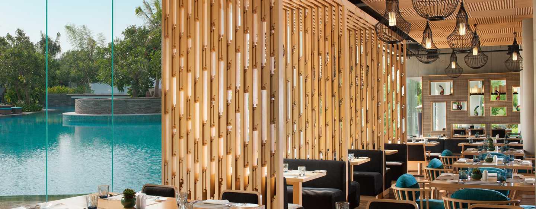 โรงแรม DoubleTree by Hilton จาการ์ตา อินโดนีเซีย - ห้องอาหาร Open