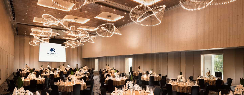 Hotel DoubleTree by Hilton Jakarta, Indonesia - Makara Ballroom untuk Pertemuan