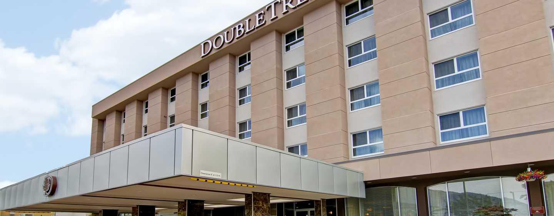 Hôtel DoubleTree by Hilton Hotel Kamloops, Colombie-Britannique, Canada - Extérieur de l'hôtel