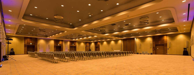 DoubleTree by Hilton Kraków Hotel & Convention Center, Polska – Sala balowa bez filarów