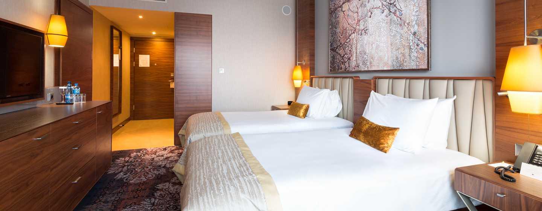 DoubleTree by Hilton Kraków Hotel & Convention Center, Polska – Pokój dla gości typu Twin