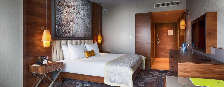 DoubleTree by Hilton Kraków Hotel & Convention Center, Polska – Pokój dla gości typu King