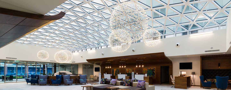 DoubleTree by Hilton Kraków Hotel & Convention Center, Polska – Lobby hotelowe