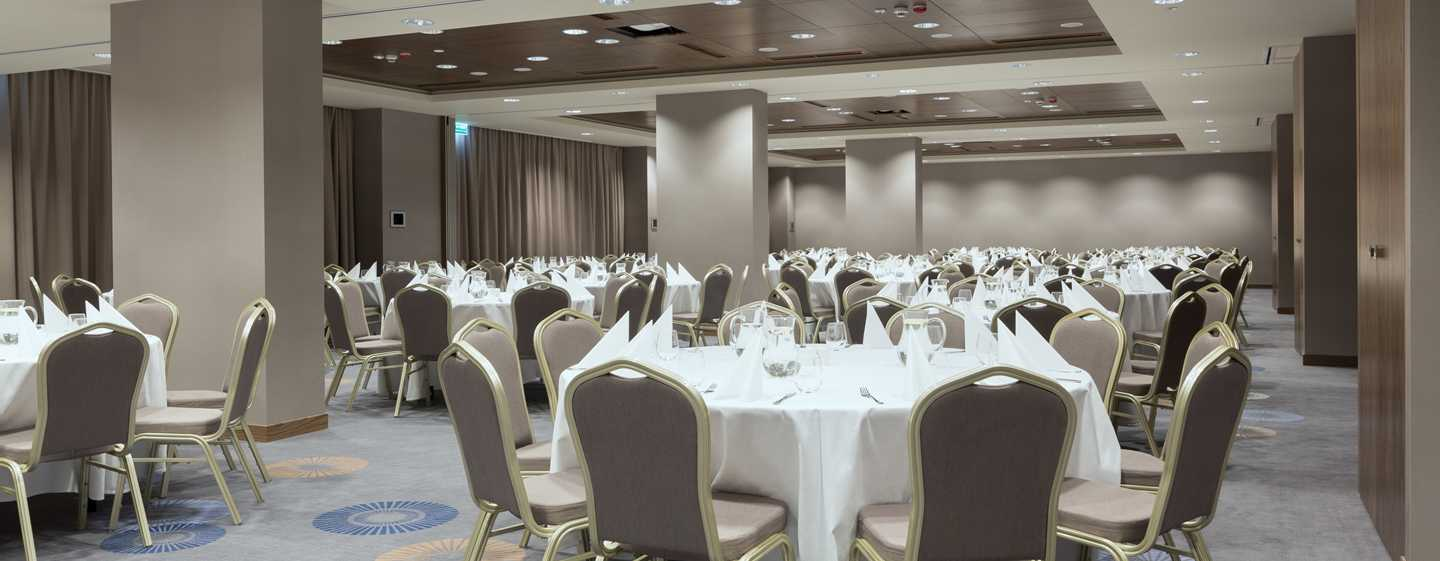 DoubleTree by Hilton Krakow Hotel & Convention Center | Polska – Sala konferencyjna