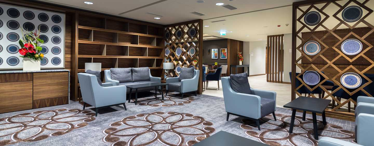 DoubleTree by Hilton Krakow Hotel & Convention Center | Polska – Foyer