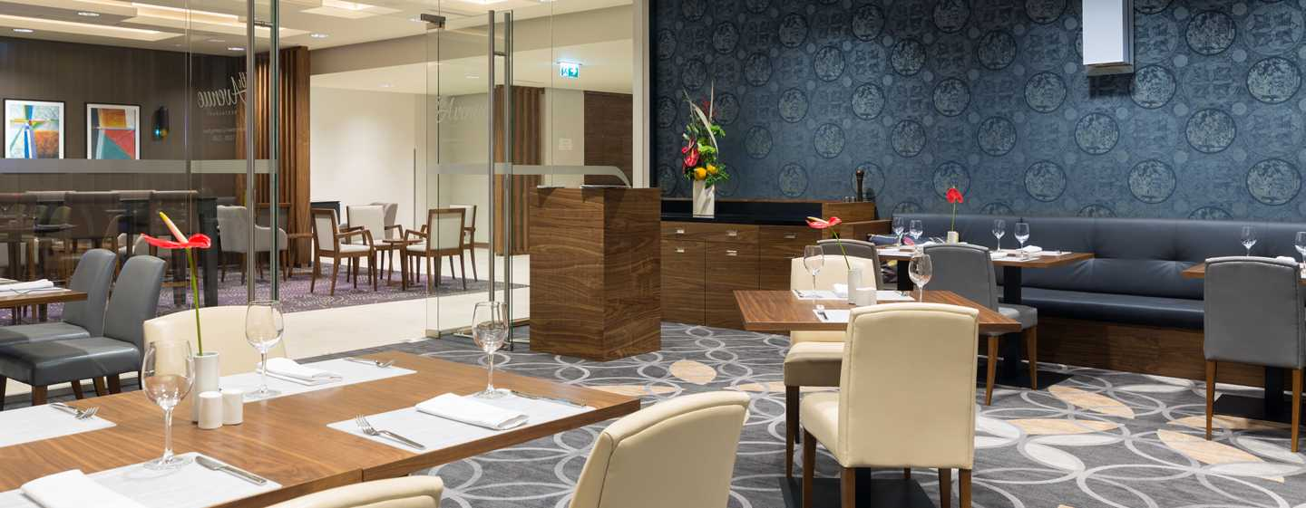 DoubleTree by Hilton Krakow Hotel & Convention Center | Polska – Restauracja