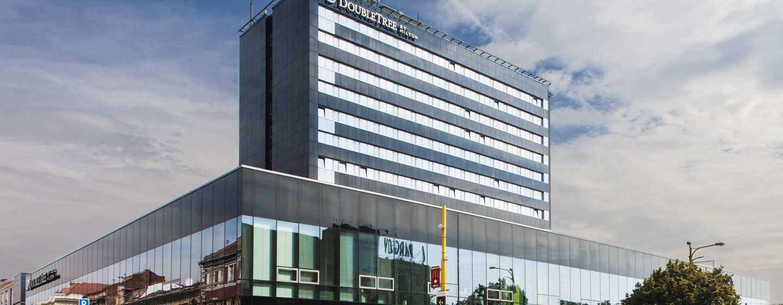 DoubleTree by Hilton Hotel Kosice, Slovensko - Exteriér hotelu