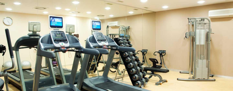 DoubleTree by Hilton Hotel Kosice, Slovensko - Fitness centrum