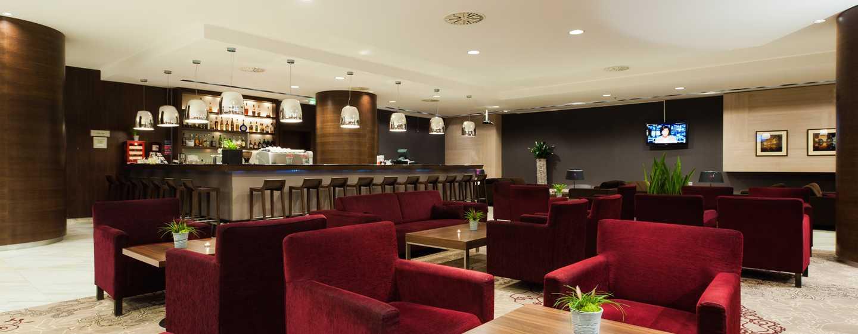 DoubleTree by Hilton Hotel Kosice, Slovensko - Recepce