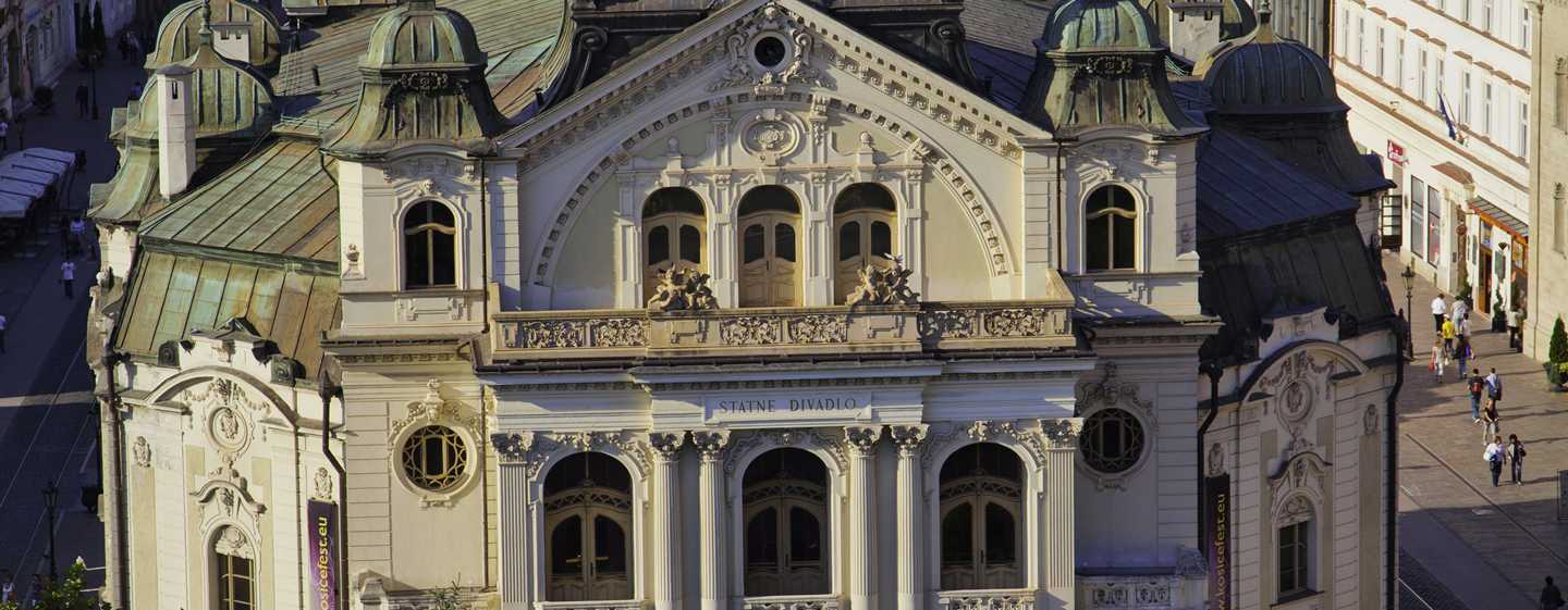 DoubleTree by Hilton Hotel Kosice, Slovakia - Teatro Statale di Kosice