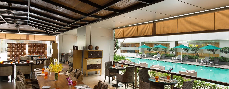 โรงแรม Doubletree by Hilton Hotel Kuala Lumpur มาเลเซีย - ร้านอาหาร Tosca