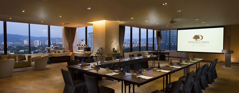 DoubleTree by Hilton Kuala Hotel, Malaysia – Meetingraum