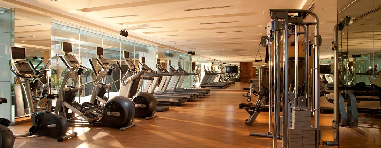 โรงแรม Doubletree by Hilton Hotel Kuala Lumpur มาเลเซีย - ห้องออกกำลังกาย