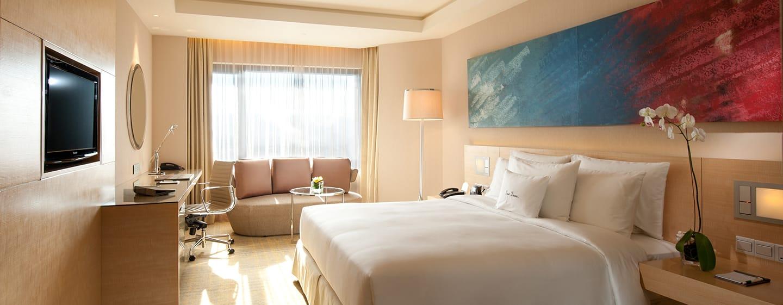 โรงแรม Doubletree by Hilton Hotel Kuala Lumpur มาเลเซีย - ห้องพักเอ็กเซ็กคิวทีฟ เตียงคิงไซส์