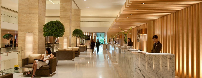 โรงแรม Doubletree by Hilton Hotel Kuala Lumpur มาเลเซีย - ล็อบบี้