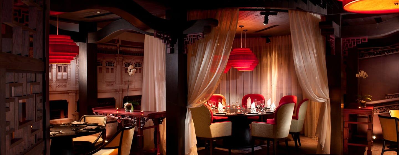 โรงแรม Doubletree by Hilton Hotel Kuala Lumpur มาเลเซีย - ห้องอาหาร Makan Kitchen