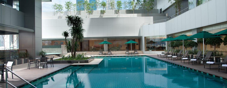 โรงแรม Doubletree by Hilton Hotel Kuala Lumpur มาเลเซีย - สระว่ายน้ำ