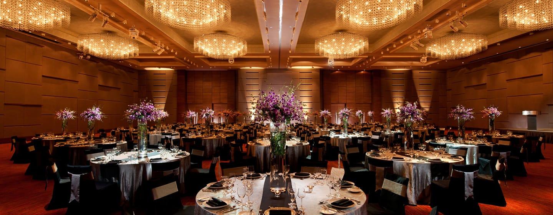 โรงแรม Doubletree by Hilton Kuala มาเลเซีย - ห้องแกรนด์บอลรูม