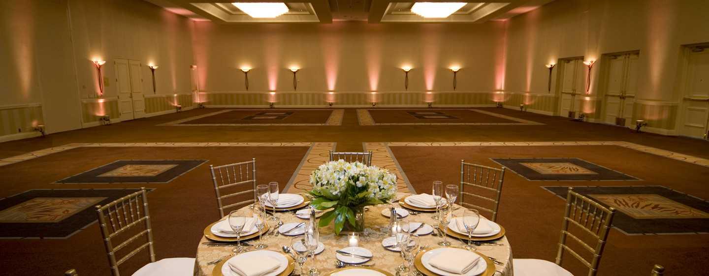 Hotel DoubleTree by Hilton Los Angeles - Westside, EE. UU. - Salón de fiestas Pacifica
