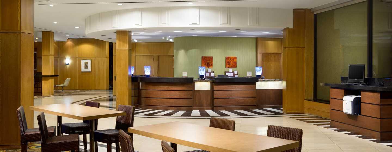 Hotel DoubleTree by Hilton Los Angeles - Westside, EE. UU. - Recepción del hotel