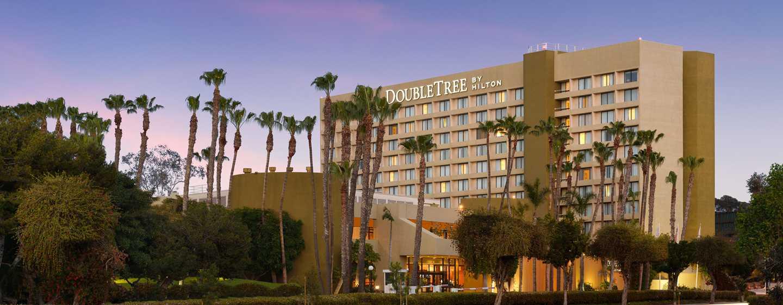 Hotel DoubleTree by Hilton Los Angeles - Westside, EE. UU. - Fachada del hotel