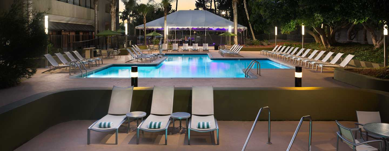Hotel DoubleTree by Hilton Los Angeles - Westside, EE. UU. - Piscina