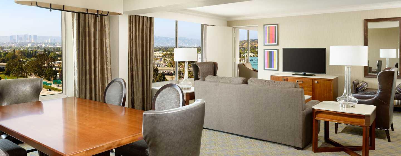 Hotel DoubleTree by Hilton Los Angeles - Westside, EE. UU. - Suite Presidential