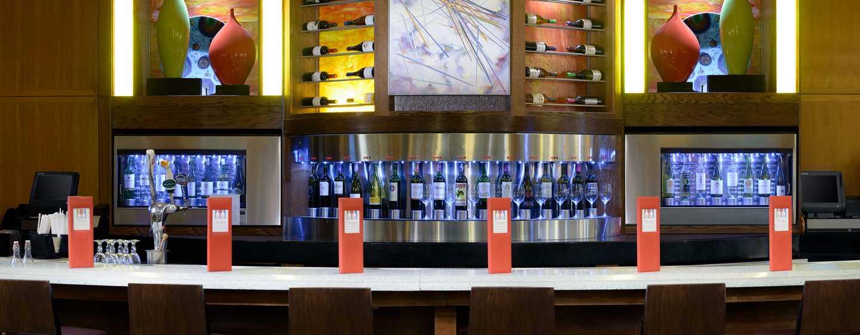 Hotel DoubleTree by Hilton Los Angeles - Westside, EE. UU. - Bar de vinos Share