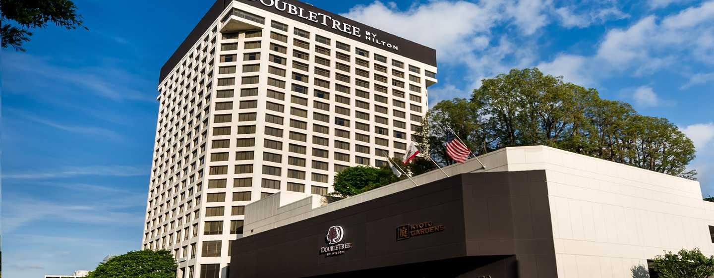 DoubleTree by Hilton Hotel Los Angeles Downtown, É. U. - Extérieur