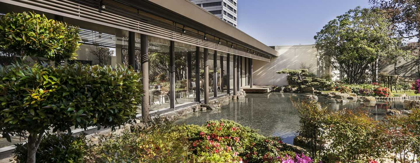Hotel DoubleTree by Hilton Los Angeles Downtown, EUA - Jardines Kyoto